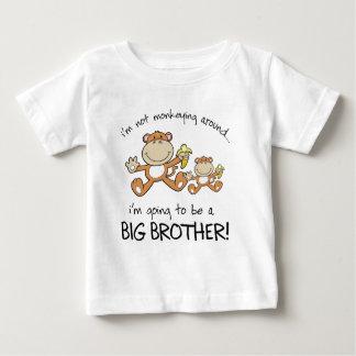 monkeying around baby T-Shirt