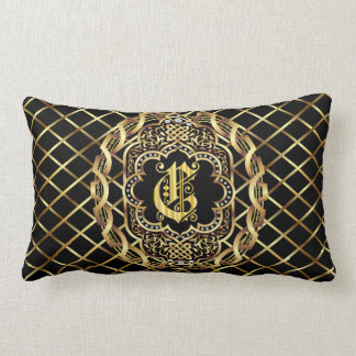 Monogram C IMPORTANT Read About Design Lumbar Cushion