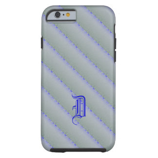 Monogram Diagonal Design iPhone case