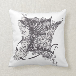 Monogram E Cushion