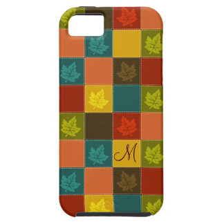 Monogram Fall iPhone 5S Case