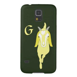 Monogram Goat Phone Case