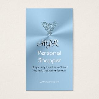 Monogram, Personal Shopper, Ice-blue Phoenix