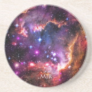 Monogram Starry Wingtip of Small Magellanic Cloud Coaster