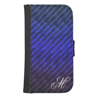 Monogrammed Wallet Phone Case