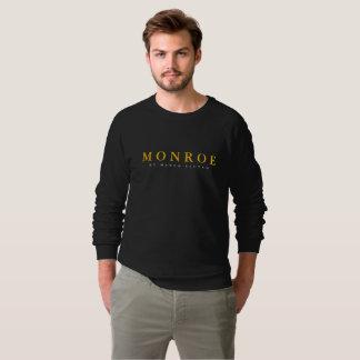 MONROE by Marco Clutch Men's Black Pullover