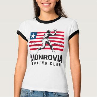 Monrovia Boxing Club #2 T-Shirt