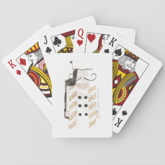 Monsieur Chef Playing Cards