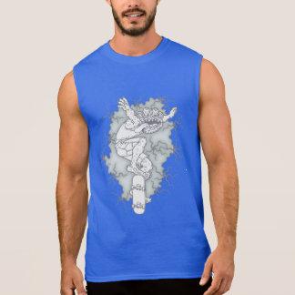 Monster Board Sleeveless T-shirt