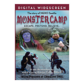 Monster Camp Poster