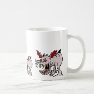 Monster Cup Basic White Mug