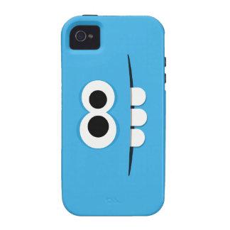 Monster Flip - Glurps - Mate Case Case-Mate iPhone 4 Cover