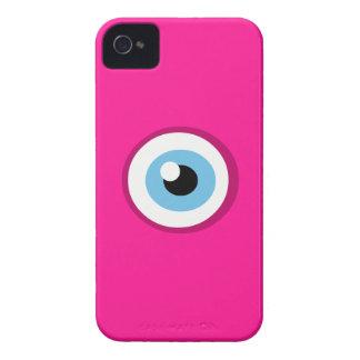 Monster Flip - Jitterings - Mate Case iPhone 4 Covers