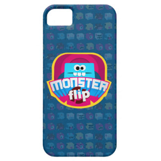 Monster Flip Logo - Mate Case iPhone 5 Cover