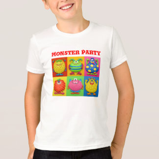 Monster Party T-shirt