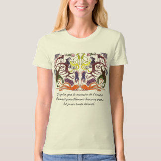 Monsters of friendship t shirts