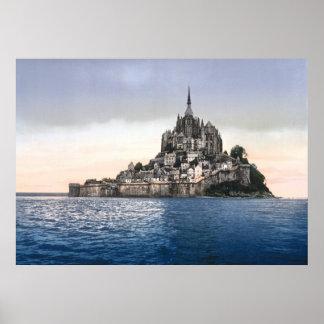 Mont Saint-Michel Poster