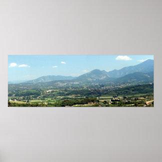 Mont Ventoux Poster