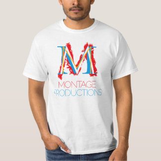 Montage Productions NZ Tee Shirt
