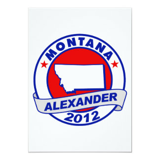 Montana Alexander Card