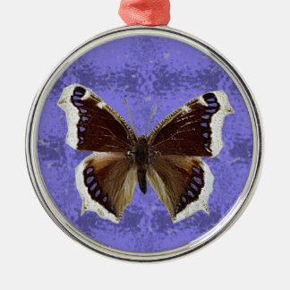 Montana Mourning Cloak Butterfly Christmas Ornament