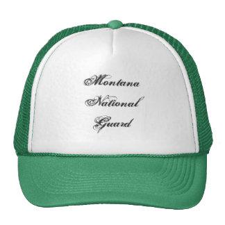 Montana National Guard Trucker Hat