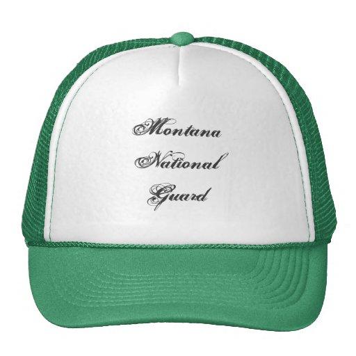 Montana National Guard Mesh Hats