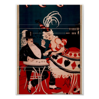 Monte Carlo Girls Poster