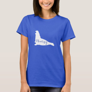 Monterey CA Sea Lion Lions Souvenir Travel Shirt