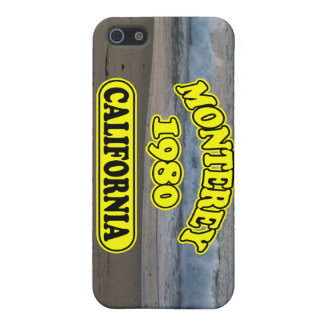 Monterey,Ca -- T-Shirt iPhone 5/5S Case