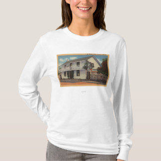 Monterey, California View of Old Whaling Station T-Shirt