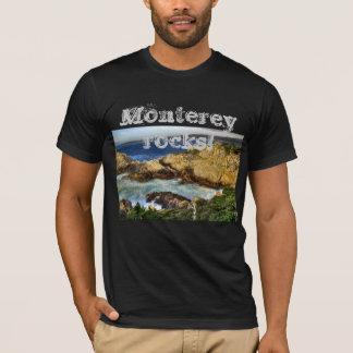 """Monterey rocks!""  T-Shirt"