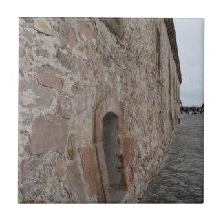 Montjuic Castle, Barcelona Tile