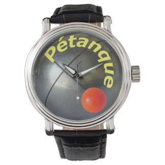 Montre de Petanque Watch