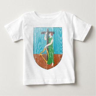 Montserrat Coat Of Arms Baby T-Shirt