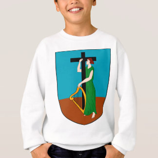 Montserrat Coat Of Arms Sweatshirt