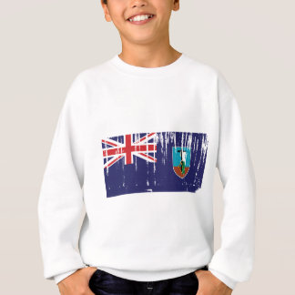 Montserrat Flag Sweatshirt