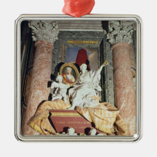 Monument to Maria Clementina Sobieska  1739 Christmas Ornament