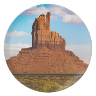 Monument Valley 5 Plate