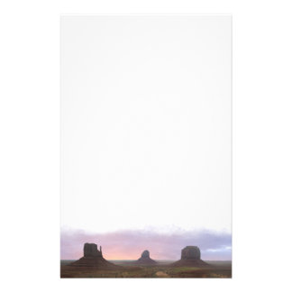 Monument Valley Panorama Stationery