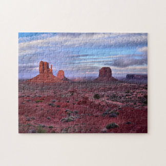 Monument Valley Skyline Puzzle