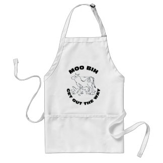 moo bih standard apron