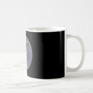Moon 01 basic white mug