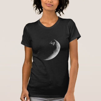 Moon boarder T-Shirt