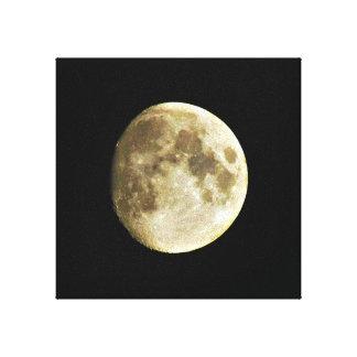 Moon Canvas Canvas Prints
