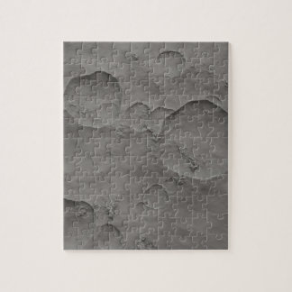 Moon Craters, Lunar Surface Jigsaw Puzzle
