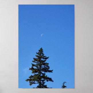 Moon Finder Print