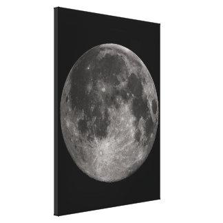 Moon Gallery Wrap Canvas