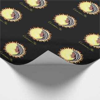 Moon Goddess 2 Wrapping Paper