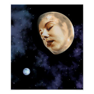 moon goddess posters